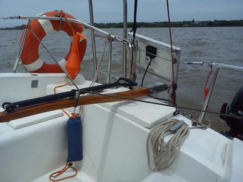 velero h20 perfecto estado completo al día y opcionales