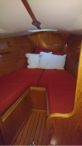 velero holland 34, muy buen estado gral..