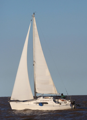 velero lef 25, exelente estado general