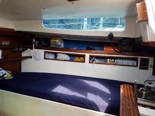 velero limbo 21 excelente estado!!!