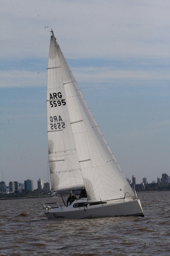 velero mastracchio 28.5 volvo 20 hp diesel