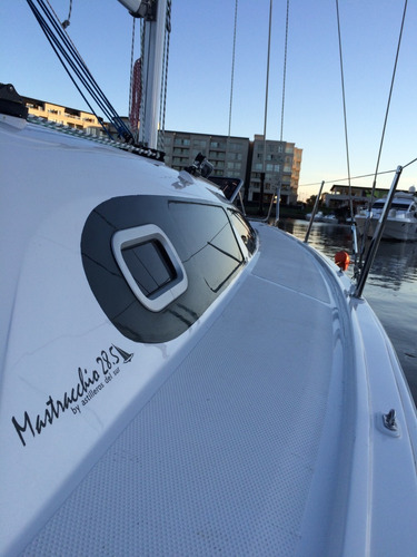 velero mastracchio ds285 quilla izable  nuevo