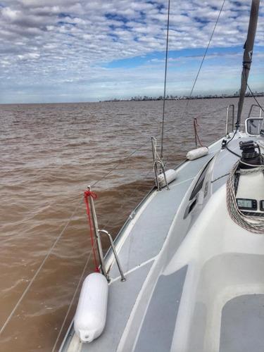 velero mystic malbec 290 en excelentes condiciones