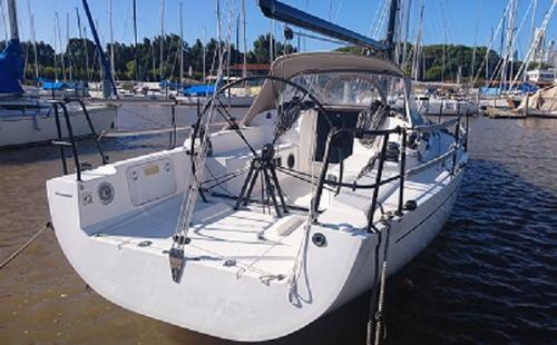 velero n-34.5, excelente estado de mantenimiento gral.