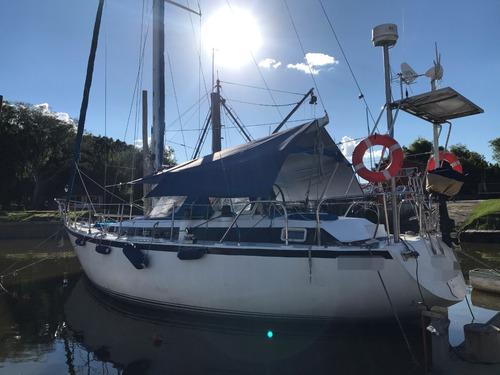 velero orca 115 motor volvo 50 hp