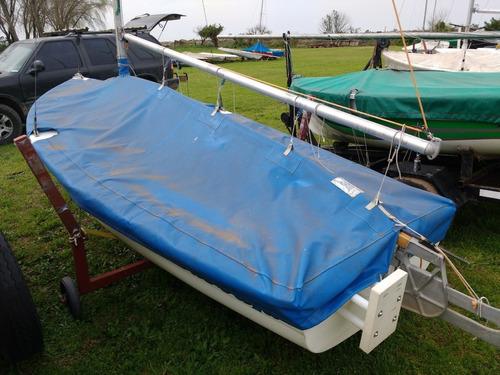 velero pampero cuerdo barcos y trailer baradero