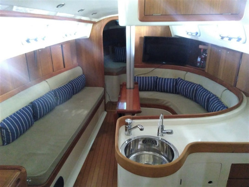 velero pilot 36 yanmar 29 hp diesel  como nuevo