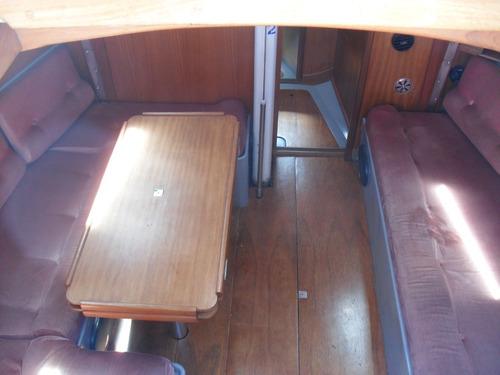 velero plenamar 27 con orza