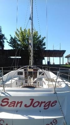 velero plenamar one off 40 pies motor volvo 38hp