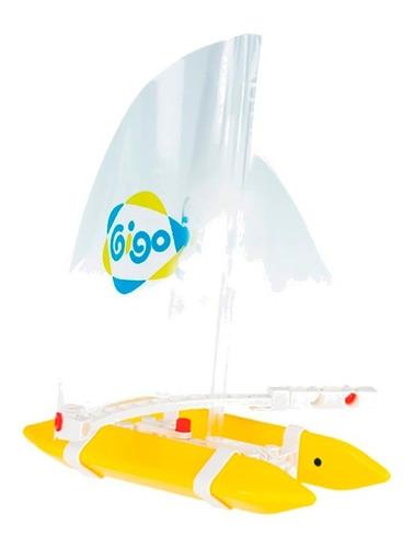 velero sail car vehiculo experimento gigo 7401 educando