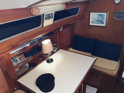 velero triton 28 excelente! importante inventario.