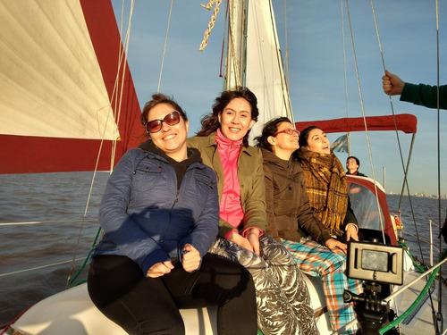 velero turismo paseos