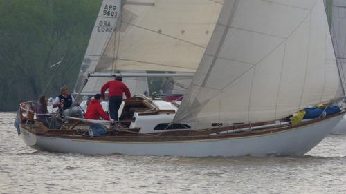 velero victory 34