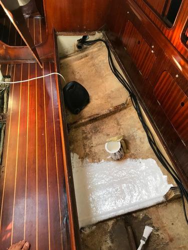 velero victory 34 pies - volvo 30 hp
