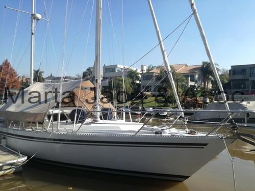 velero victory 49 impecable y muy equipado