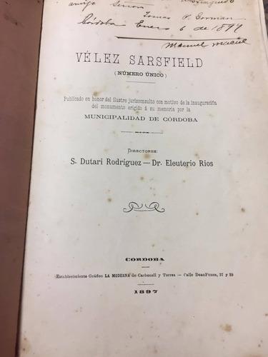 velez sarsfield. 1897