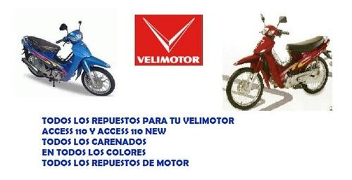 velimotor access 110 y access new - mts motos saavedra