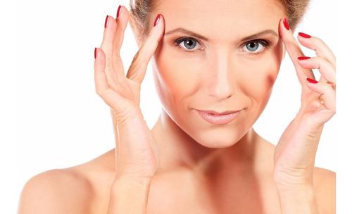 velo de colageno mascara gel tensora collagen veil idraet