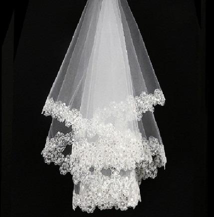 velo de novia velos novias velo blanco/marfil lentejuelas