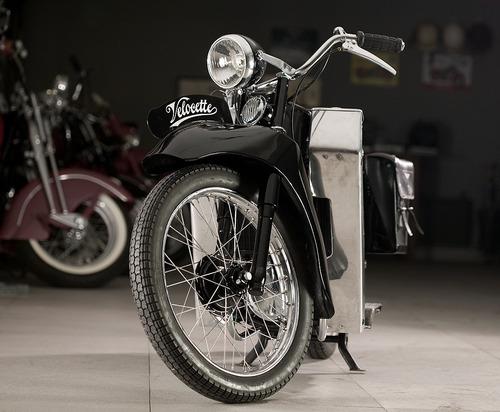 velocette lv 200 - 1953