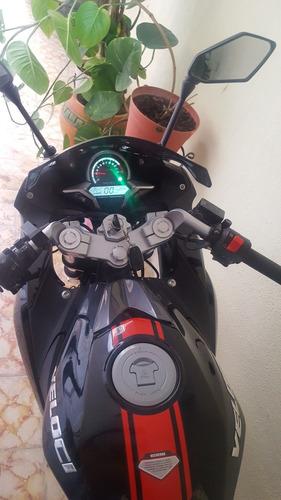 veloci 300 cc  steeler y escorpion