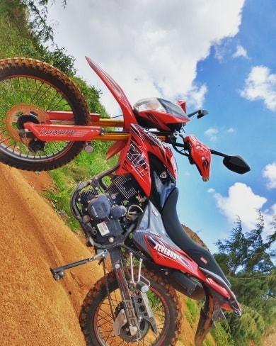 veloci xeverus 250cc piezas reforzadas