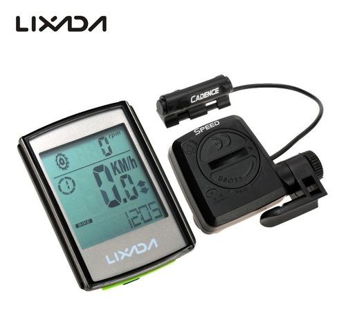 velocimetro bicicleta inalambrico wireless cadencia bici pro