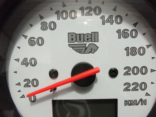 velocimetro buell bobber custom tunning