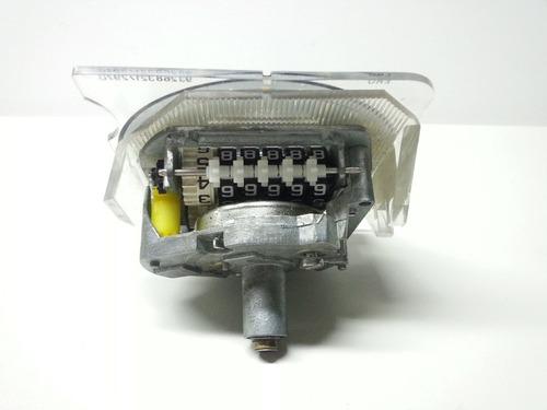 velocímetro c/ odometro parcial - kadett 98/ - original