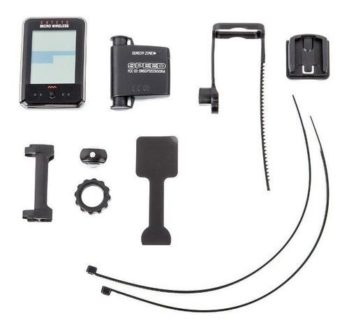 velocimetro cayete micro wireless inalambrico