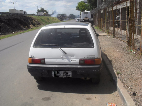 velocimetro c/conta giro charade 1994
