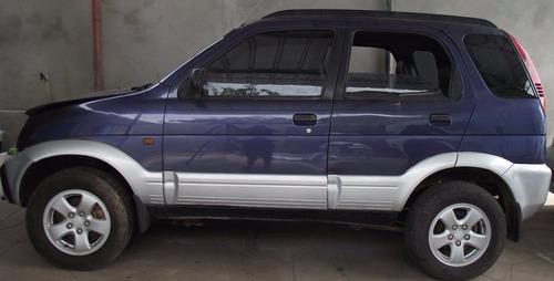 velocímetro c/conta giro terios 1998