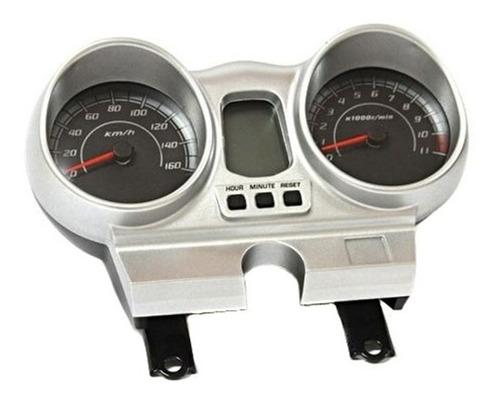 velocímetro conta giros painel completo cbx 250 twister