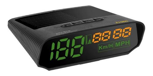 velocímetro digital para carro via gps plug and play