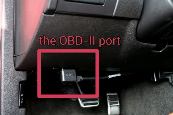 Veloc 237 Metro Digital Para Parabrisas Conector Obd2