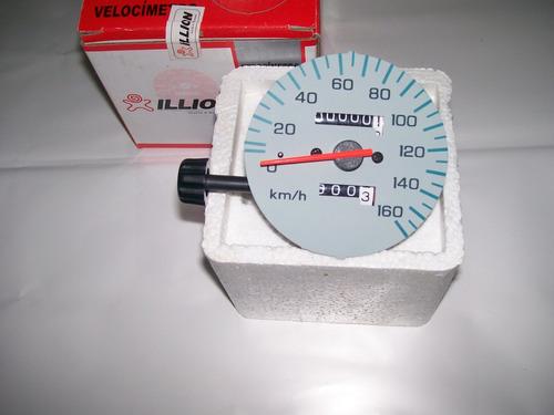 velocímetro do painel modelo original honda cbx 200 strada