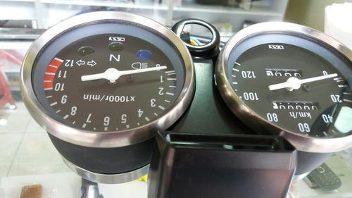 velocimetro gn 125 suzuki original moto nuevo en caja