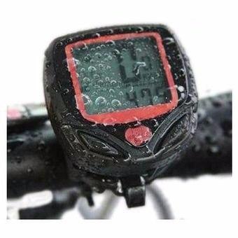 velocímetro odometro digital bicicleta ciclocomputador reloj