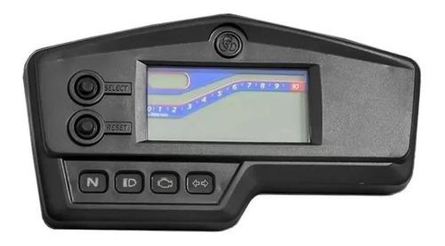 velocímetro painel xtz 250 lander 2007 até 2015