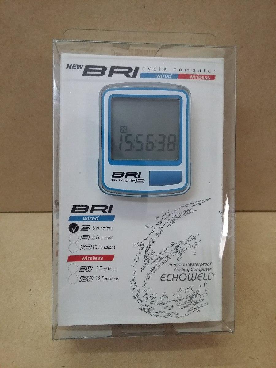 16482c005 Velocimetro Para Bicicleta Echowell New Bri 5 - $ 537,35 en Mercado Libre