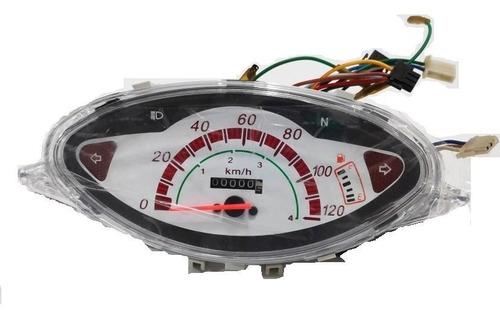 velocímetro tacometro moto honda c100 c 100 biz envío gratis