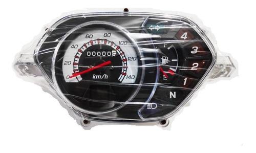 velocímetro tacometro moto suzuki viva r 115 envío gratis