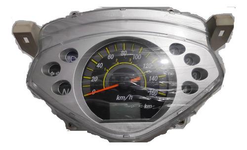 velocimetro tacometro suzuki best 125
