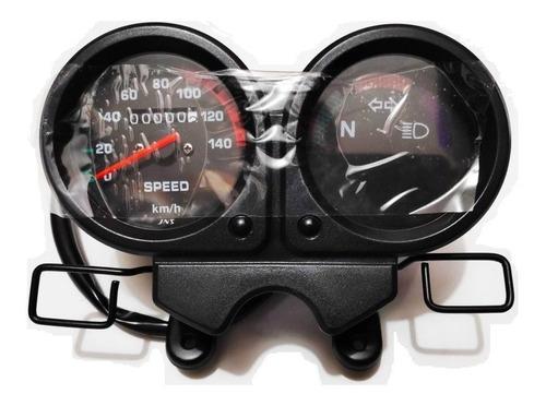 velocímetro tacometro yamaha rx 100 - libero 110 - rx100