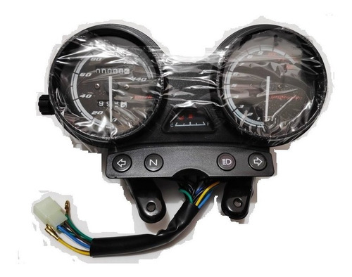 velocímetro tacometro yamaha ybr 125 5 v l envío gratis