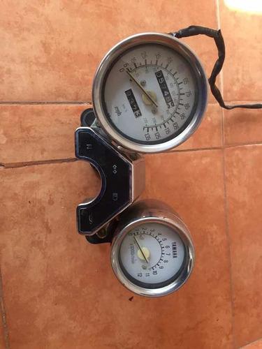 velocímetro y tacómetro yamaha yx radian