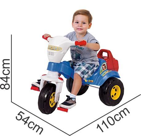 velocípede infantil bebê 1 ano menino velotrol barato 3512
