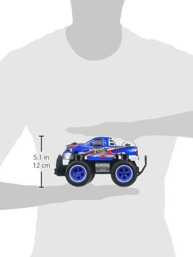 velocity juguete mini vthunder storm control remoto rc truck