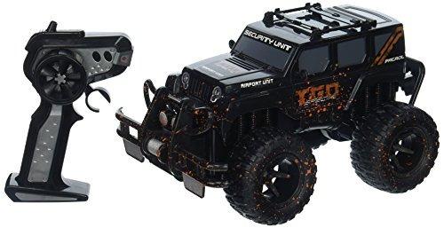 velocity juguete mud monster jeep wrangler eléctronico rc of