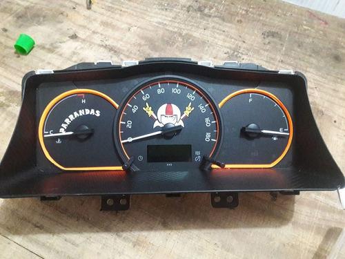 velosimetro hiace de lujogl 2014 a 17 cambio de iluminacion